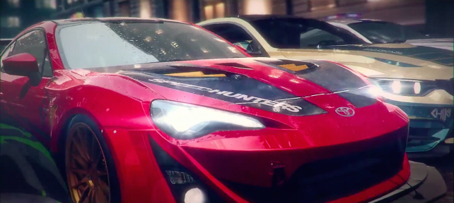Check out Electronic Arts' stunning gameplay teaser for Need for Speed: No Limits
