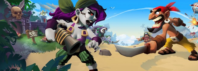 Chillingo unleashes 'Clash of Clans with pirates' game Raids of Glory for iOS