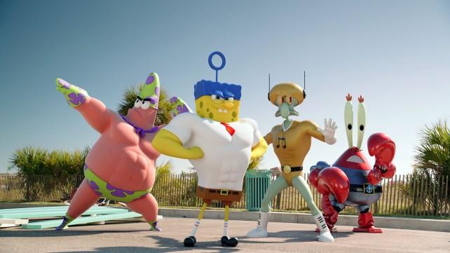 Nickelodeon's SpongeBob: Sponge on the Run endless running game surfaces on iOS