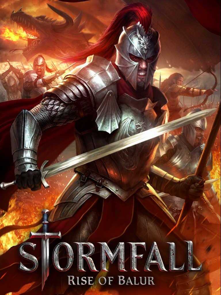 Stormfall- Rise of Balur