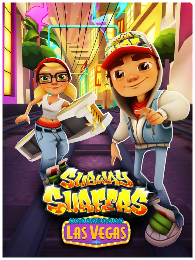 Subway Surfers makes its first World Tour stop of the year in Las Vegas