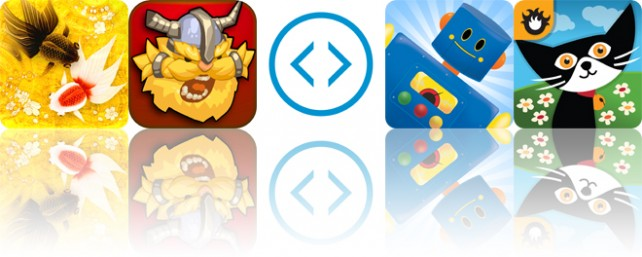 Todays apps gone free: Wa Kingyo, Vikings Journey, Change and more
