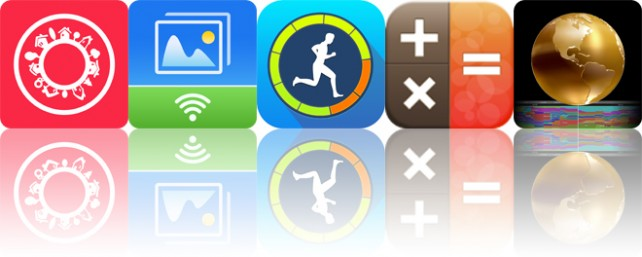 Todays apps gone free: Living Planet, Simple Transfer Pro, Today Counts and more