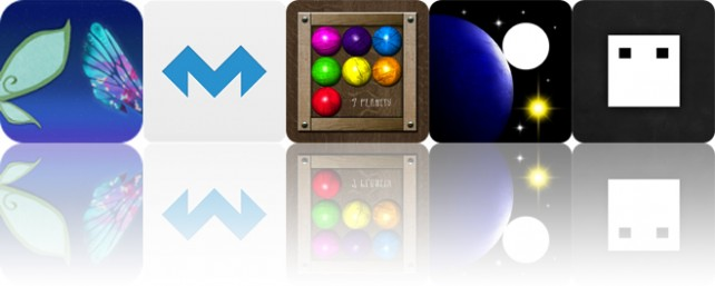 Todays apps gone free: Ephemerid, MolaSync, 7 Planets and more