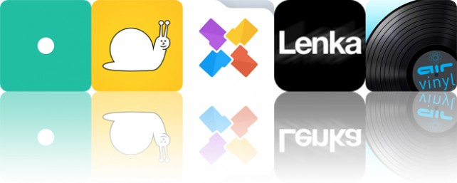 Todays apps gone free: Eureka, SuperSlo, File Hub and more