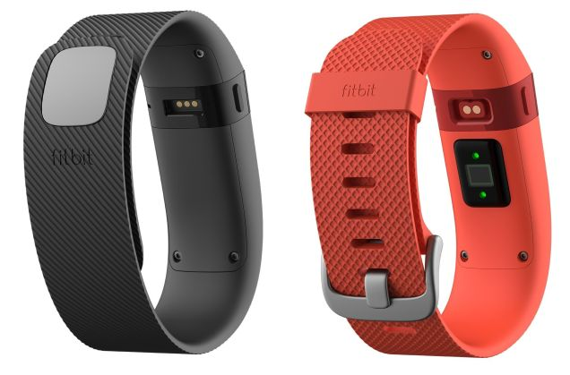 Fitbit Charge, Fitbit Charge HR