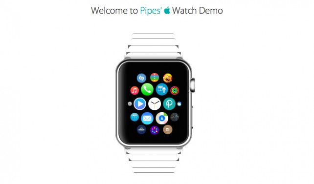 If you cant wait for the Apple Watch, try out this interactive demo