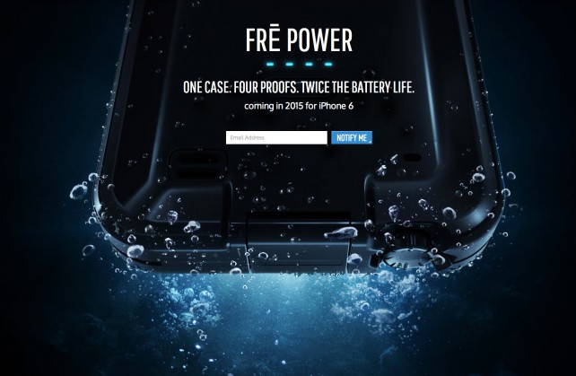 CES 2015: LifeProofs new iPhone 6 case, the Fre Power, might just be the ultimate accessory