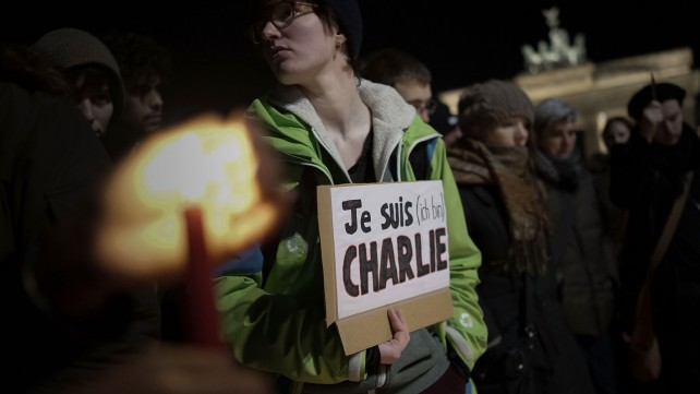 Apple says 'Je Suis Charlie' following Paris terrorist attack