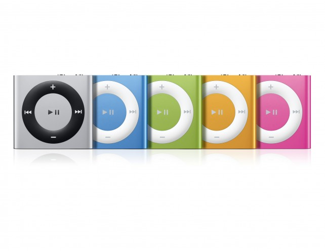 No, the iPod shuffle wont be joining the iPod Classic in the graveyard anytime soon