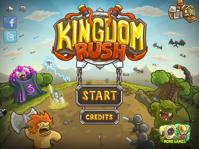 One of the best tower defense games, Kingdom Rush, gets a nice update with new stages and enemies