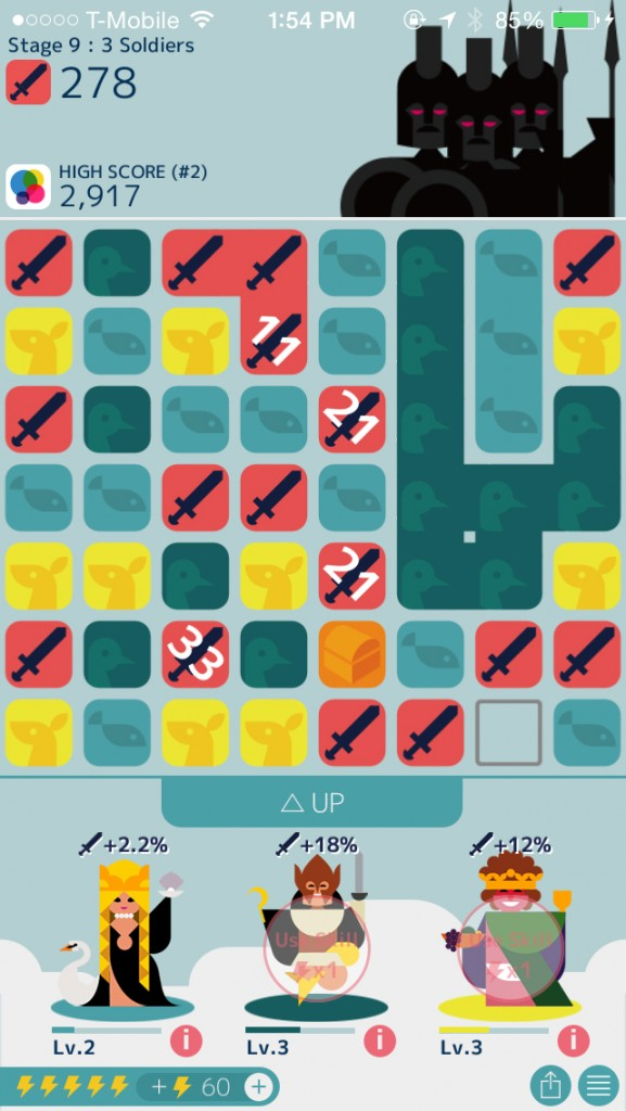 Apple selects addictive match-three game MUJO as its latest free App of the Week