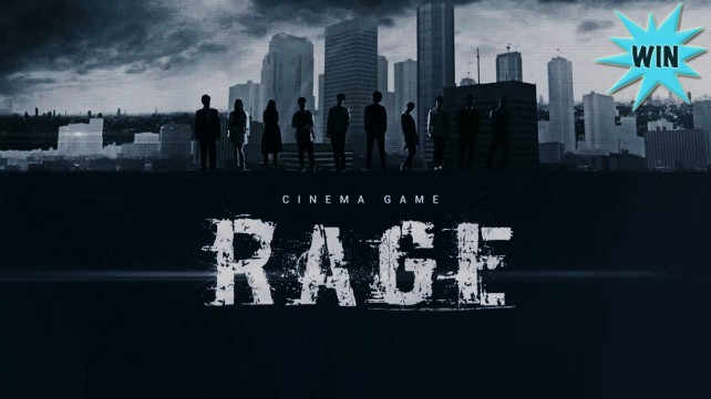 Win a copy of Rage and experience a cinematic game like no other