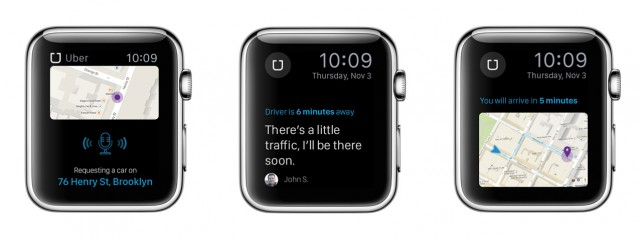 A designer speculates how some popular apps might take advantage of the Apple Watch's design