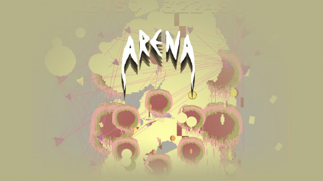 Shoot up the worms in Arena: Monster Alien Shooting Chaos, a frantic arcade game coming Spring 2015