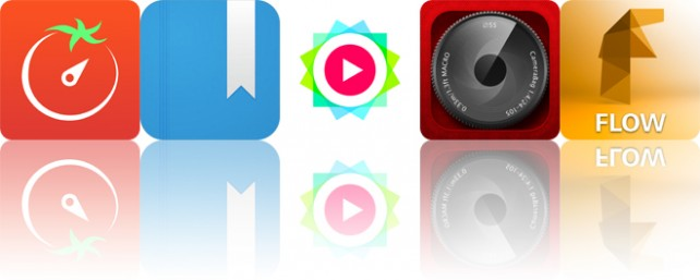 Todays apps gone free: Pomodoro Time, Those Days, AutoSampler and more