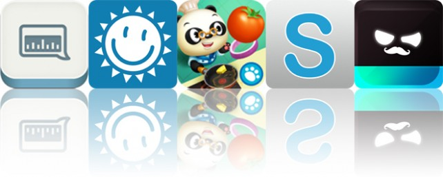 Todays apps gone free: OneTuner, YoWindow, Dr. Pandas Restaurant 2 and more