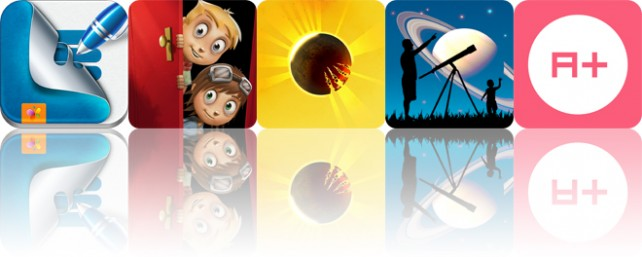 Todays apps gone free: MagicalPad, Storm and Skye, Sentinel 4 and more