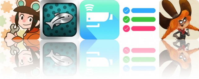 Todays apps gone free: A Mechanical Story, Fishbox, Home Streamer and more