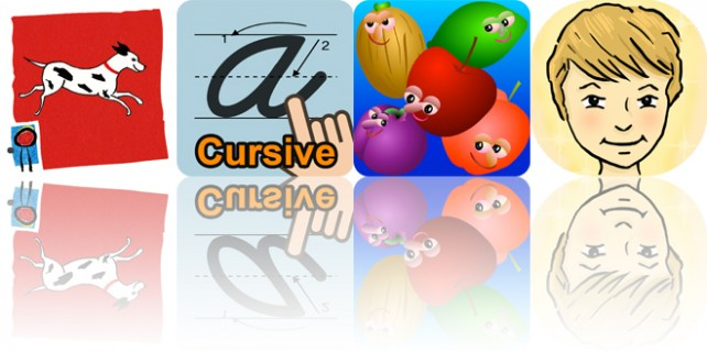 Todays apps gone free: Mitzis World, Cursive Writing, ABC Phonics and more