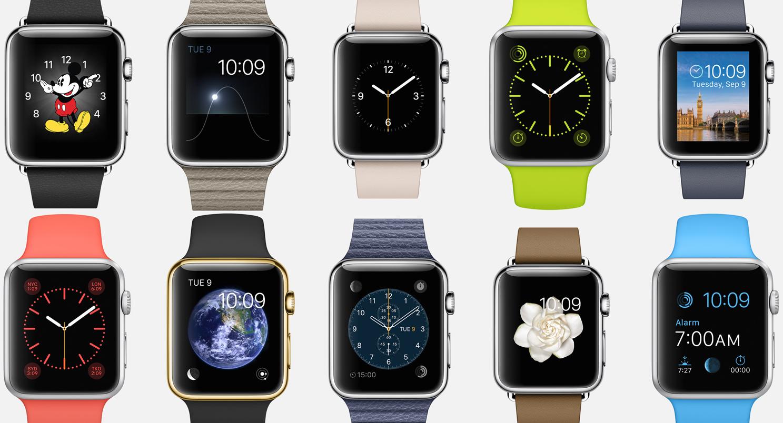 Types of apple watches usb телефоны samsung
