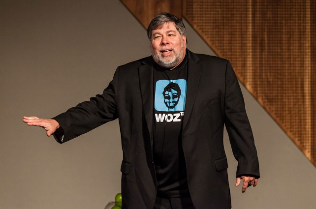 Apple co-founder Steve Wozniak says the net neutrality decision is a victory for the people