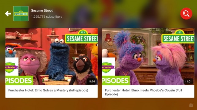 YouTube Kids arrives on the App Store featuring family-friendly video content