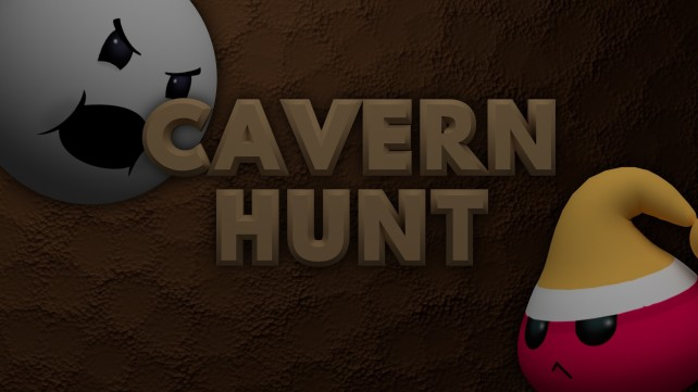 Dig through caves, defeat enemies, and collect loot in Cavern Hunt, coming next month