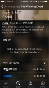Fan TV Screenshot
