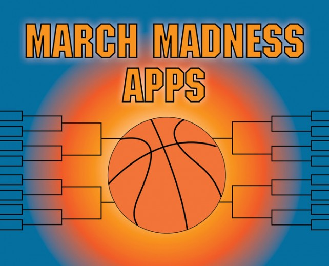 Bring out your competitive side with these March Madness iOS apps for NCAA Basketball fans