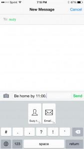 OftenType Text Insert