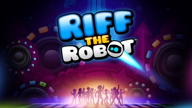 Travel through time and space in Riff The Robot, a pachinko-style arcade game launching summer 2015