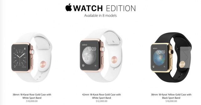 Got a spare $10,000? This artist is looking for Apple Watch Edition donations