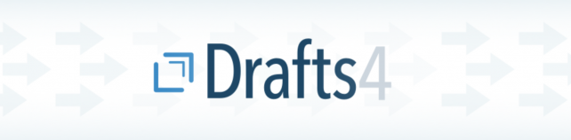 Drafts adds Workflow integration for iOS text automators