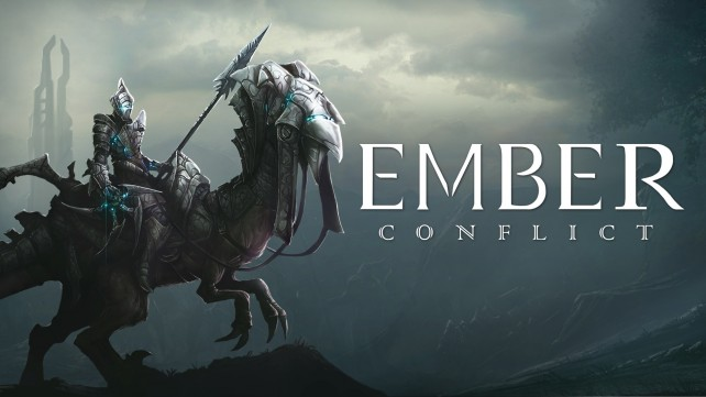 Command an army of unique forces in The Ember Conflict, an upcoming multiplayer strategy game