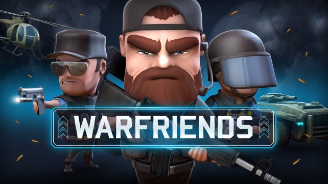 Recruit your own top squad of soldiers in Warfriends, a tactical action game coming this summer