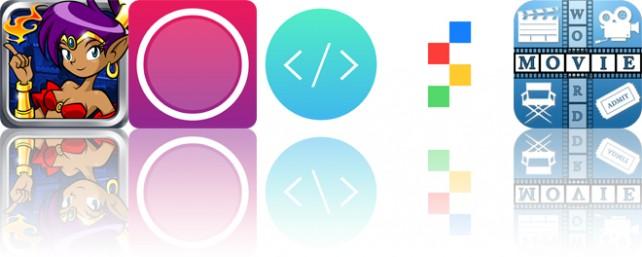 Todays apps gone free: Shantae: Riskys Revenge, MacID, Srcfari and more