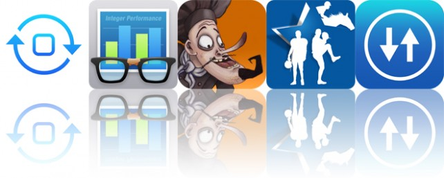 Todays apps gone free: Convertizo, Geekbench 3, Feed-Em Fred and more