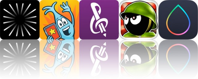 Todays apps gone free: Dark Echo, Brain Jump, Sketch-a-Song Kids and more
