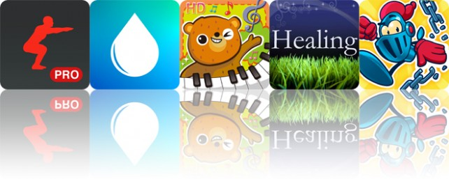 Todays apps gone free: Runtastic Squats, Blurify, Keys Kids Play and more