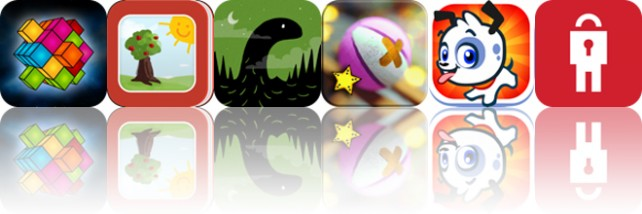 Todays apps gone free: Polyform, My Story, Lochfoot and more