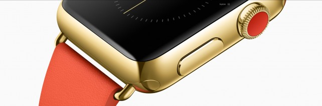 The Apple Watch contains 8GB of storage and has a replaceable battery