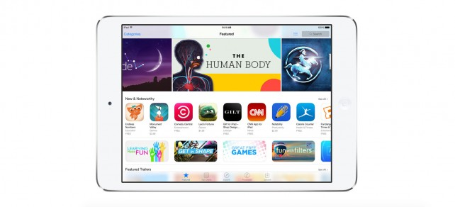 Update: Apple's App Store, rest of iTunes back online