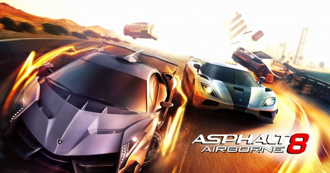 Gamelofts Asphalt 8: Airborne updated with car decals and more
