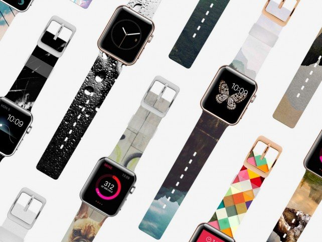 Apple Watch bands and adapters appear ahead of launch