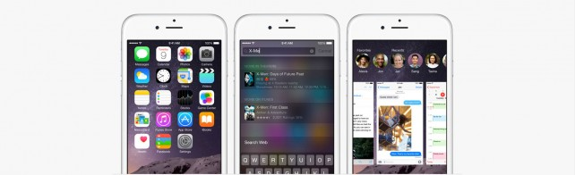 Apple releases a fourth beta version of iOS 8.3