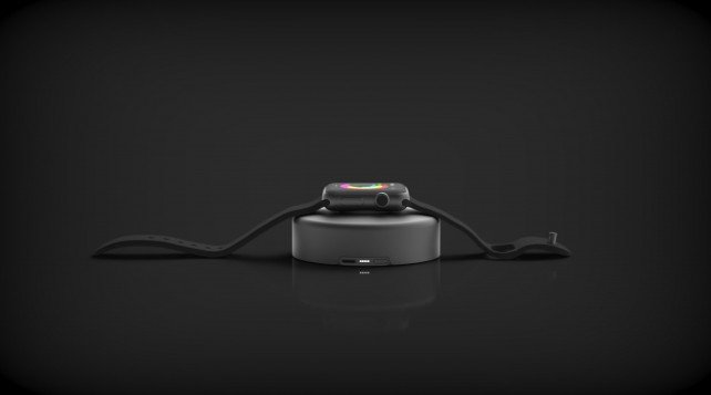 Nomad unveils a portable battery pack designed specifically for the Apple Watch
