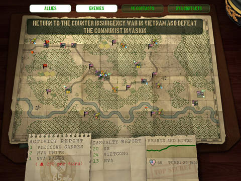 Strategize to conquer and win in this historical strategy game.