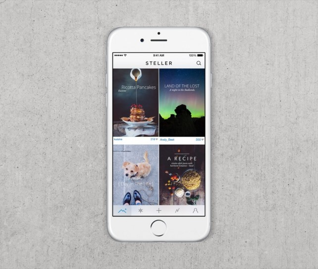 Meet 'the new Steller' as the popular storytelling app gets a design overhaul