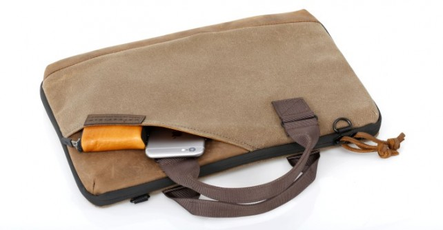 Waterfield Designs announces Zip Briefcase for the 12-inch MacBook